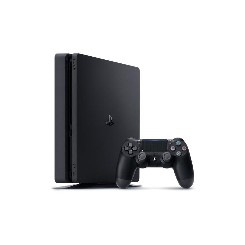 索尼 PS4 Slim 游戏主机套装