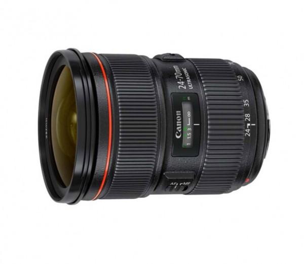 佳能 EF 24-70mm f/2.8L Ⅱ  USM 单反镜头