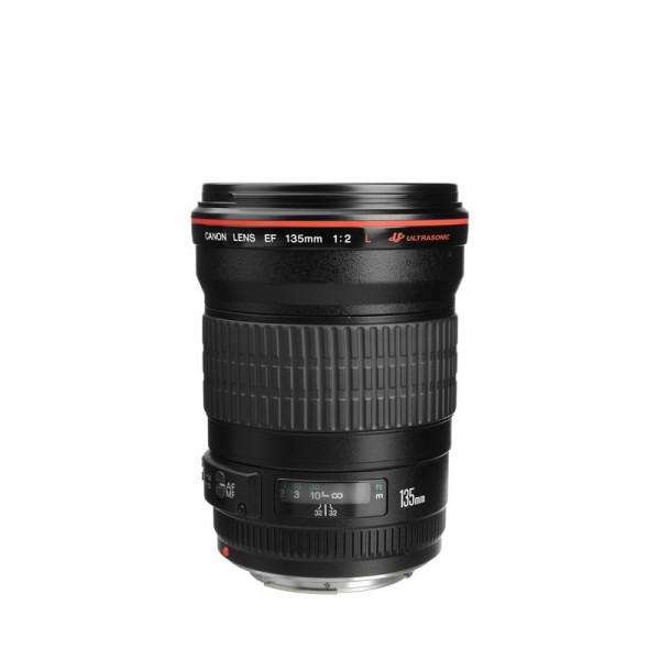 佳能 EF 135mm f/2L USM 人像定焦镜头