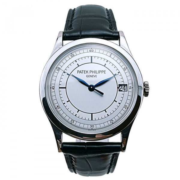 百達翡麗古典表系列5296G-001 白金腕表 非全新