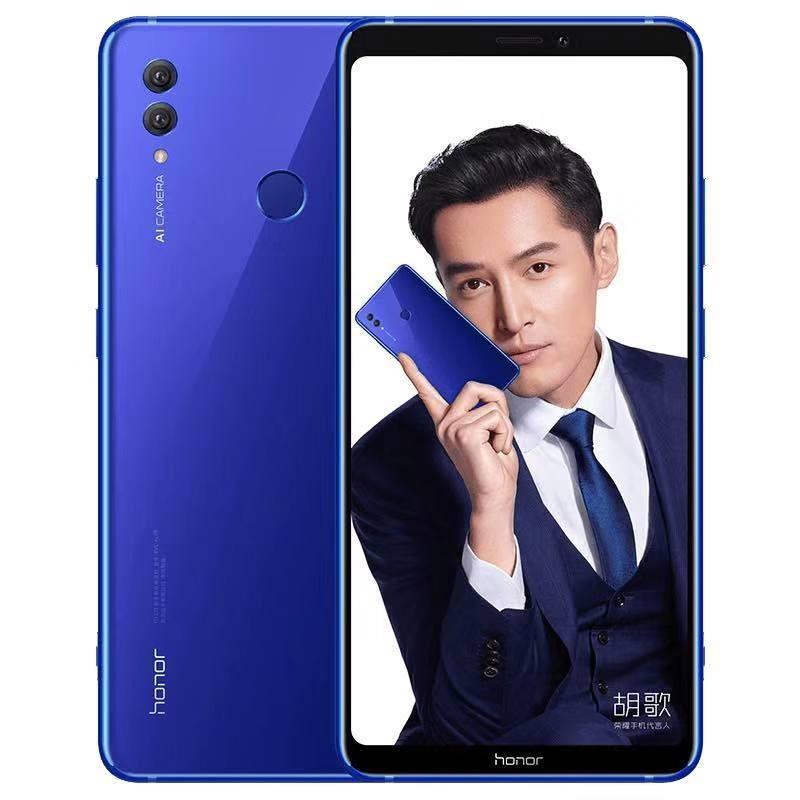 荣耀Note10 6+128G 黑/蓝 (一年起租)