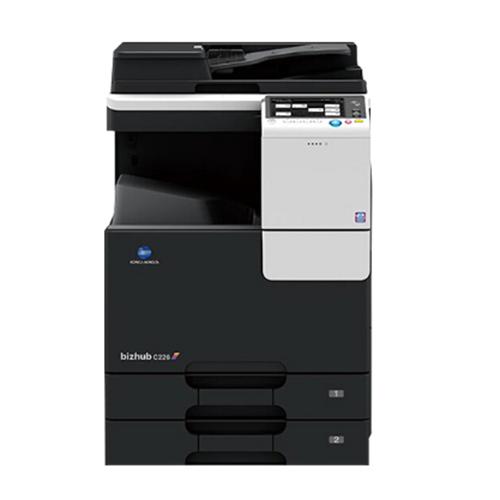 柯美bizhub C226彩色激光復印機