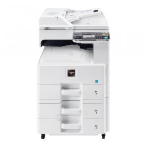 京瓷FS6525复印打印一体机 单纸盒(8-9.5)新