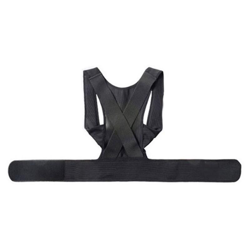 「隐形肩背牵引神器」拒绝驼背! PSQUEEN肩背矫姿带 改善脖子前倾