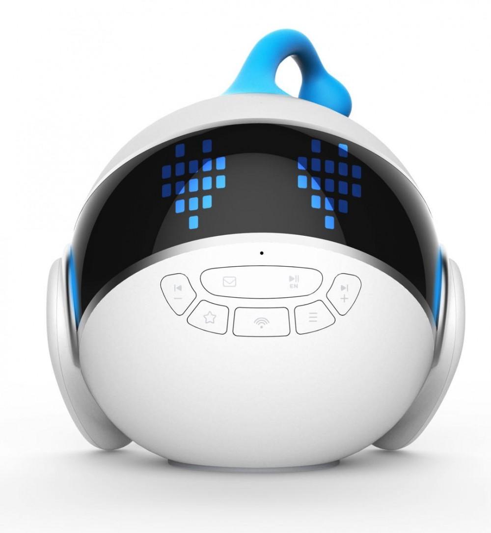 智伴儿童机器人1S 雪地白(一年租断)