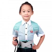 何浩明充氣式防駝背矯正帶 兒童透氣糾正衣學生背部脊椎矯正器