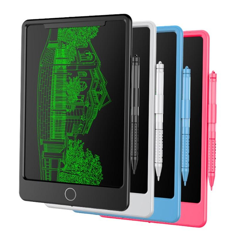 新款8.5寸液晶手写板lcd儿童创意智能画板私募刘海屏电子写字板