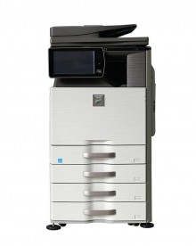 夏普MX-514151張/分鐘,A3彩色掃描
