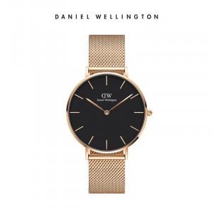 Daniel Wellington鋼帶手表dw手表不銹鋼表帶石英表