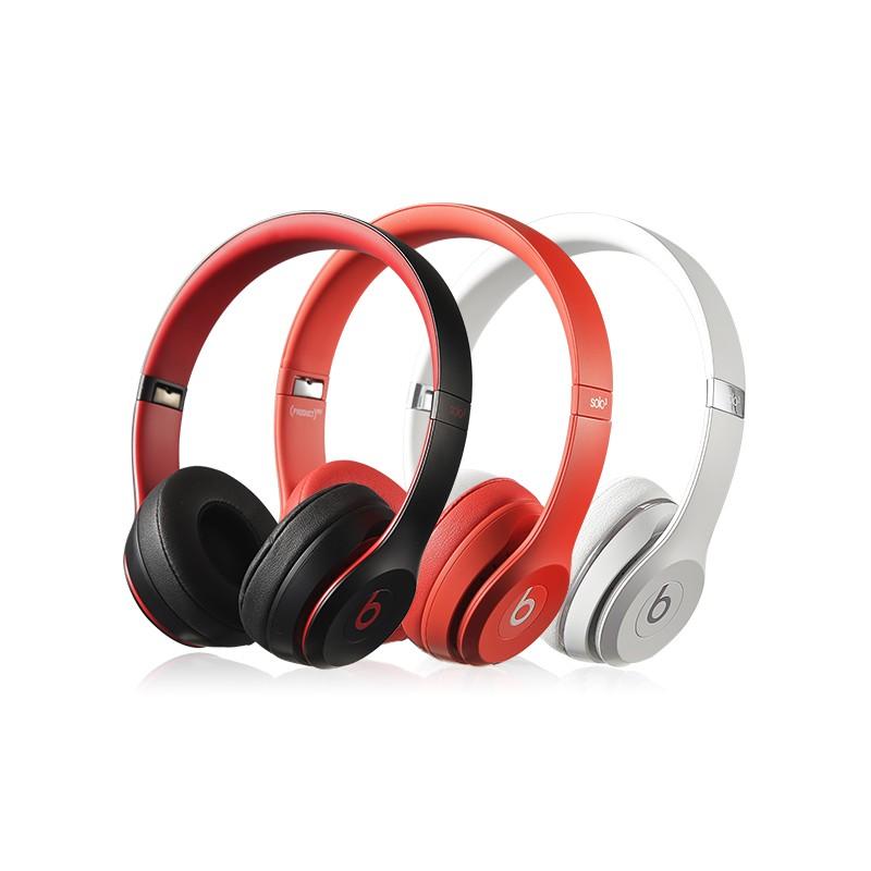 beats Solo3 Wireless 头戴式 蓝牙无线耳机 手机耳