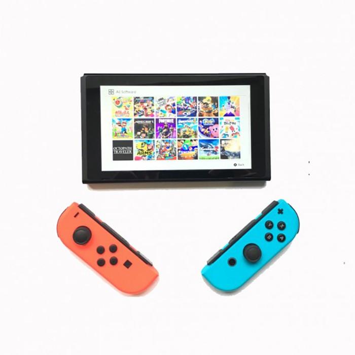 switch任天堂游戏机 全游戏免费