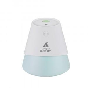 冰山迷你加濕器 USB辦公臥室靜音家用車載補水 (羊城通)