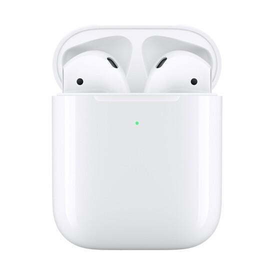 【国行全新原封】苹果AppleAirpods二代无线充电盒苹果蓝牙耳机