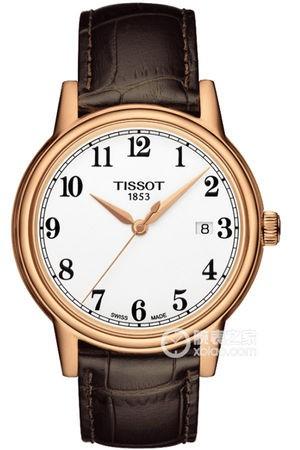 Tissot天梭卡森系列,簡潔百搭表
