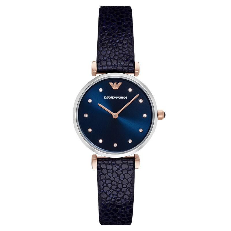 【到期可買斷】阿瑪尼AR1989石英女士腕表