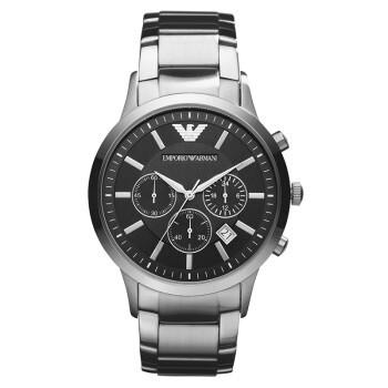 【到期可買斷】阿瑪尼AR2434石英男士時尚腕表