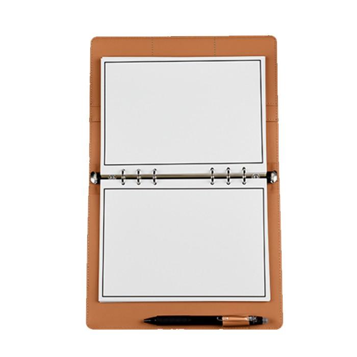 【一辈子都写不完的黑科技笔记本】Elfinbook X 皮面商务笔记本