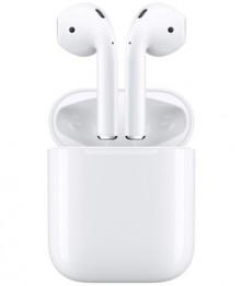 Apple AirPods 全新國行二代無線耳機 配無線充電盒
