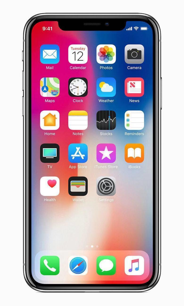 正品全原 次新 国行iPhone X 全面屏