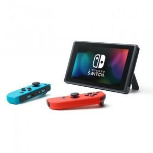 任天堂 Switch NS主機加1個卡帶游戲套餐 積分兌換的試用4天