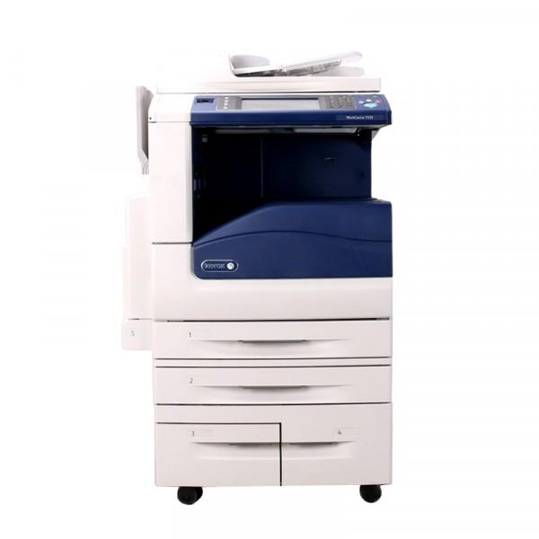 施樂7535 A3彩色 激光打印大型商用辦公一體機