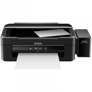 爱普生L360 黑色打印机一体机 办公/家用