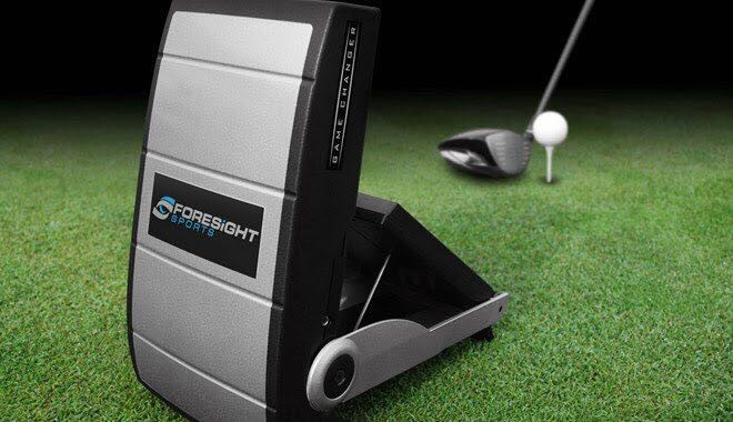 高爾夫運動擊球分析設備