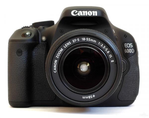 【自如专享】佳能600D含镜头18-55 IS 2代