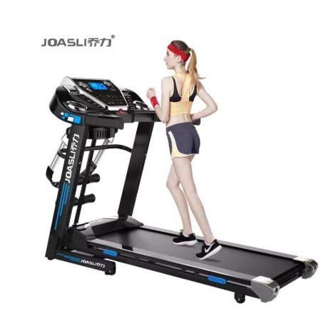 乔力(JOASLI) G10A家用电动跑步机多功能静音折叠 无需归还