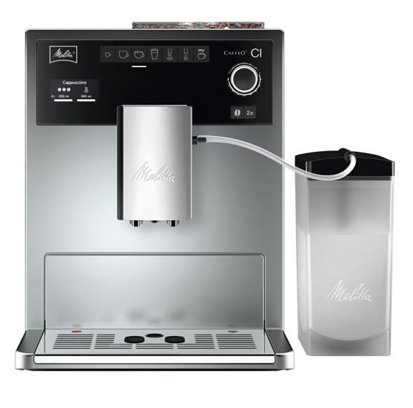 德國美樂家全自動咖啡機(鮮奶咖啡)