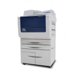 施乐小风神5855高速复印机A3黑白激光打印一体
