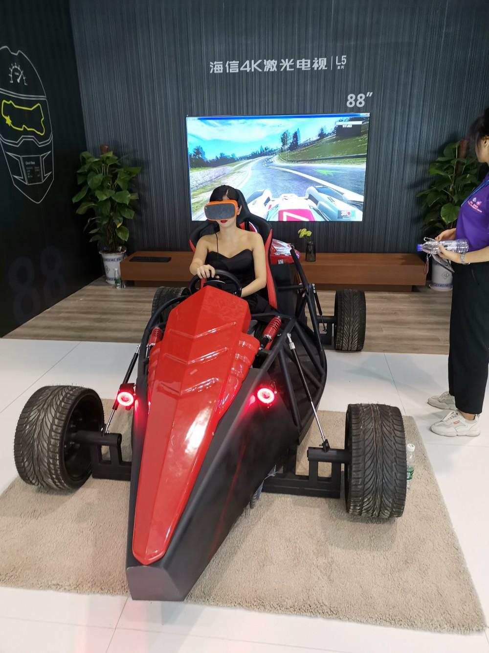 VR赛车 VRF1赛车设备租赁 极限运动VR赛车设备