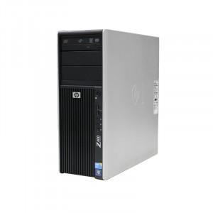 水冷HP惠普Z400图形工作站至强12核专业设计渲染三维建模视频主机