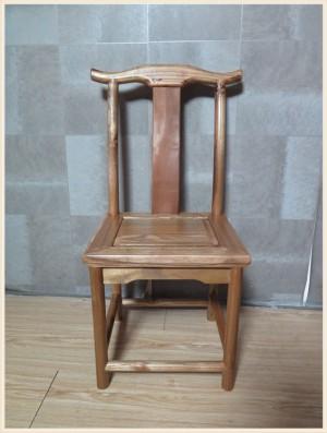 【租满即送】实用餐桌椅书桌椅全实木小靠椅  包邮