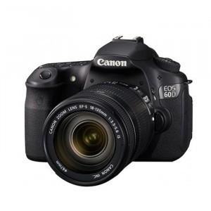佳能60D單反相機(含18-55mm鏡頭)