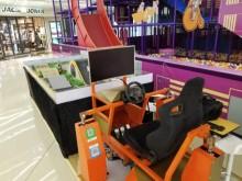 新一代游樂王者——格列佛4D多連桿體感遙控車