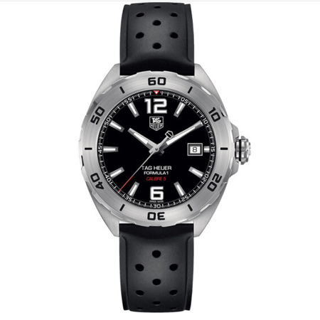 泰格豪雅(TAGHeuer)手表 F1男士系列机械男表 自动机芯
