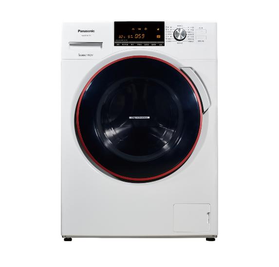 松下7.5公斤滚筒洗衣机