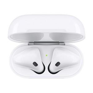 Apple AirPods 配充電盒 Apple藍牙耳機