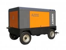 40立方30公斤柴动空压机出租