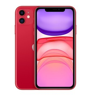 Apple iPhone 11 64/128 全网通手机黑白红黄紫绿