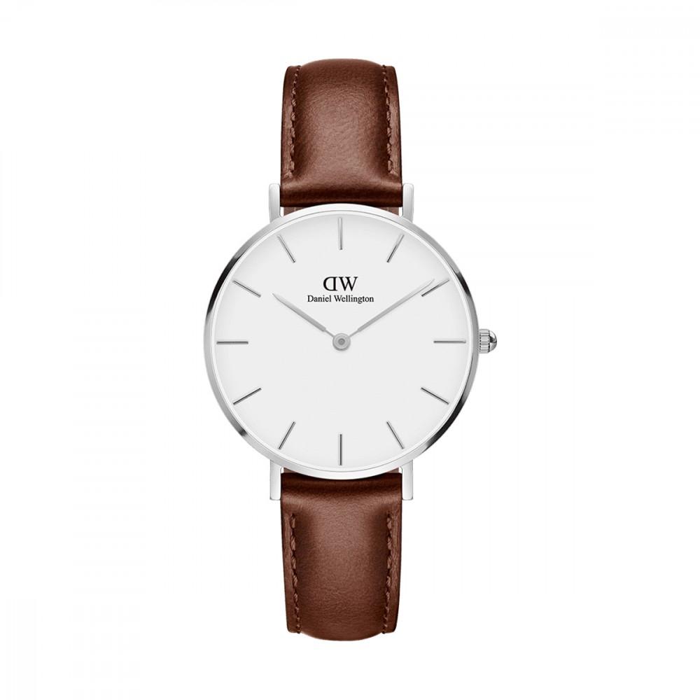 【到期可買斷】DW女款腕表金邊超薄石英表歐美簡約風格學生手表時尚石英表