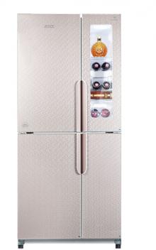 航天民生358升冰箱