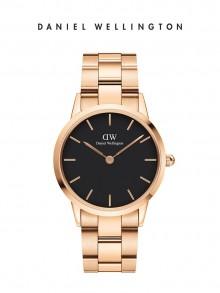 【張藝興同款】新品 DW 手表鋼帶男士石英腕表