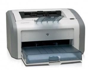 惠普1020plus黑白打印機