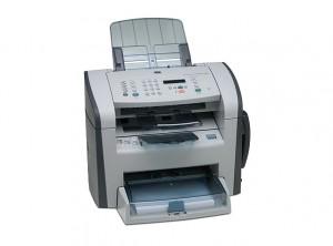 惠普laserjet m1319f MFP 打印复印一体机