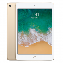 苹果iPad mini 4 插卡7.9英寸 迷你平板电脑128