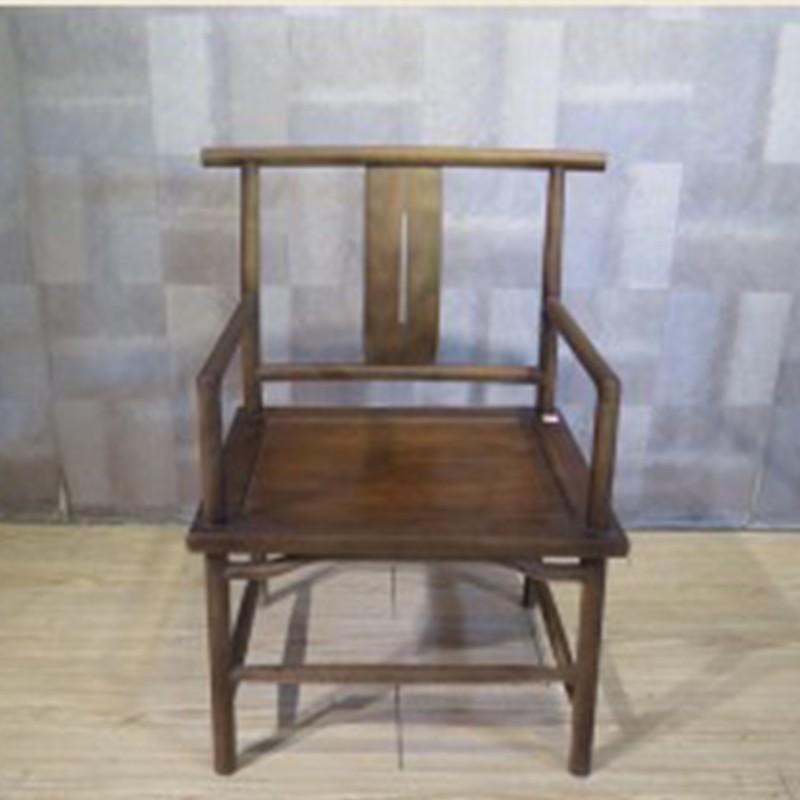 【租滿即送】仿古靠背椅中式椅子圈椅圍椅客廳書房座椅