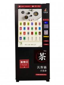 杭州沃斯猫售货机,可享受线上分润。