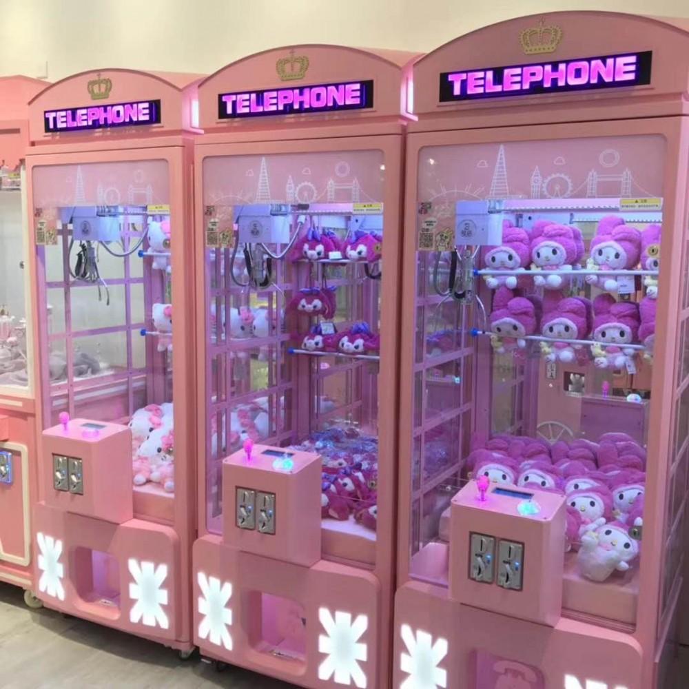 彩森廣告機租賃娃娃機展覽宣傳活動出租